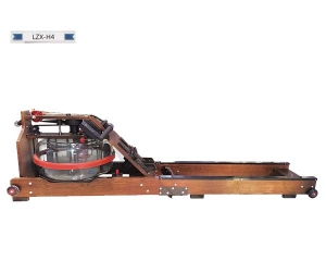 折叠式水阻划船器