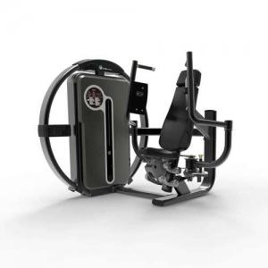 LZX-8013坐式蝴蝶夹胸训练器