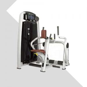 LZX-2004•坐式双位拉背训练器