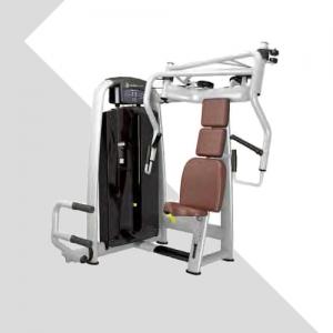 LZX-2005•坐式双向推胸训练器