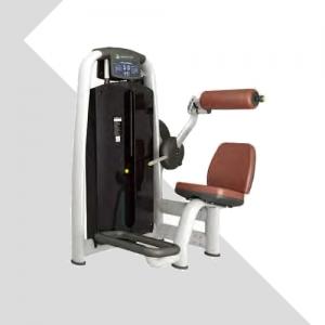 LZX-2006坐式背肌训练器