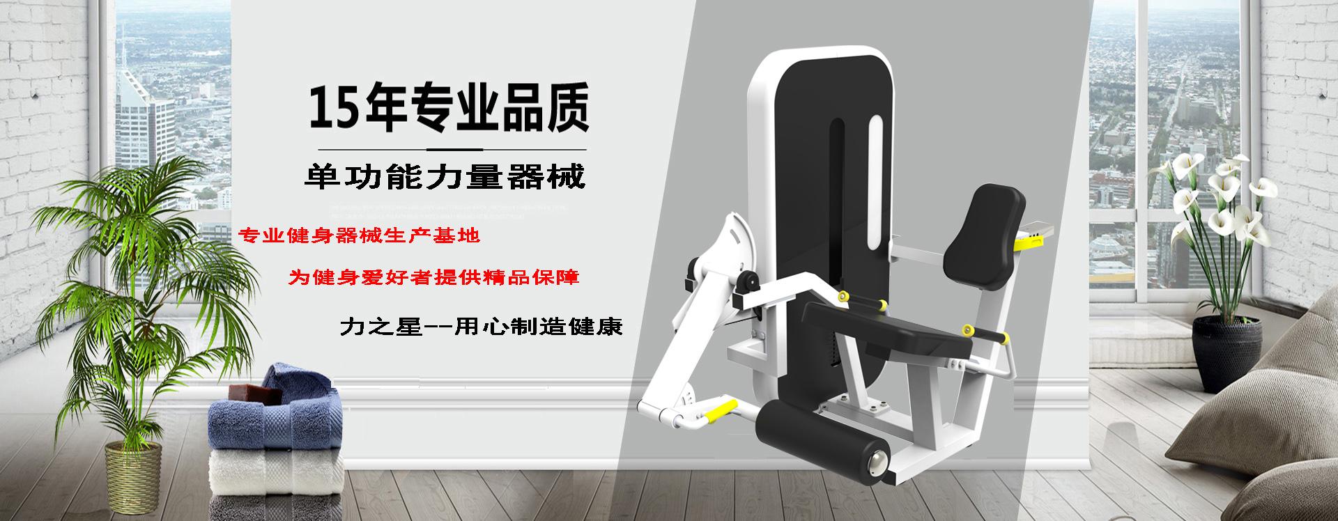 健身器材生产厂家